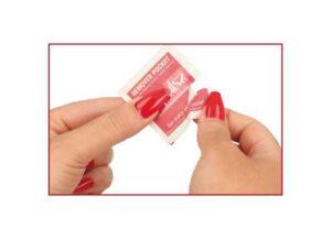 openen remover pockets